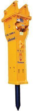 новый гидромолот STAR Hammer G1800S