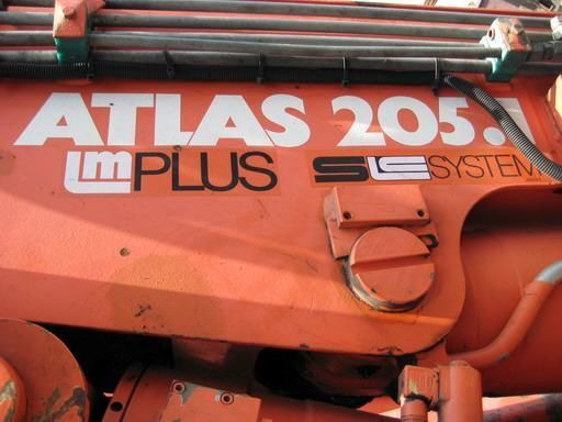кран-манипулятор ATLAS-205.1 (Герамания)
