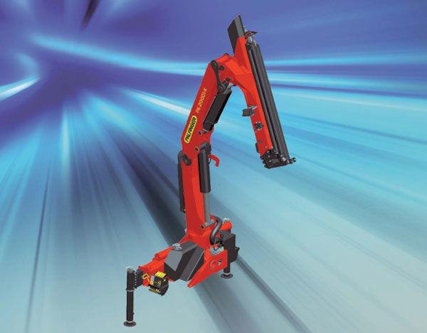 новый кран-манипулятор PALFINGER PK 20001-K High Perfomance