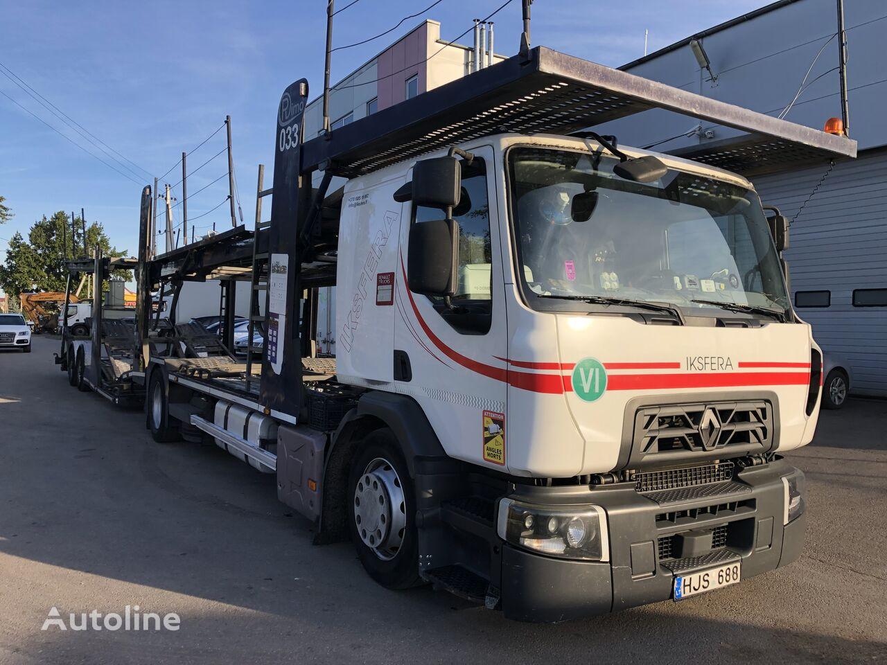 кузов-автовоз RENAULT Premium 430