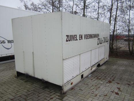 кузов-фургон DIVERSE container