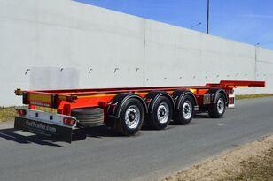 новый полуприцеп контейнеровоз GUT TRAILER  CS-544