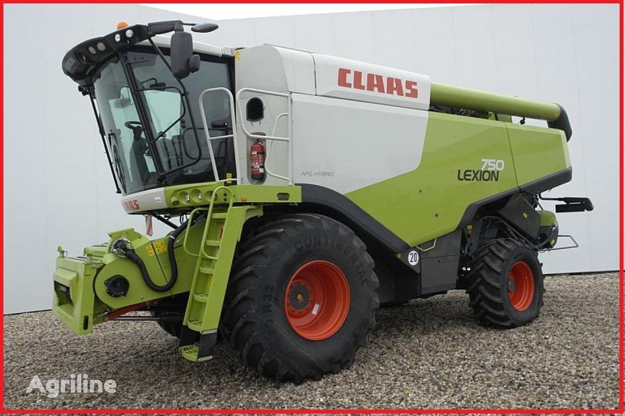комбайн CLAAS Lexion 750, 2014г. Распродажа!