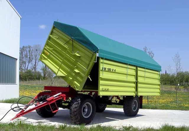 новый прицеп тракторный CONOW HW 180 Zweiseiten-Kipper V 4