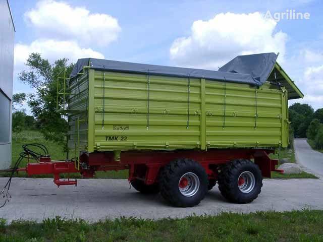 новый прицеп тракторный CONOW TMK 22 Universal