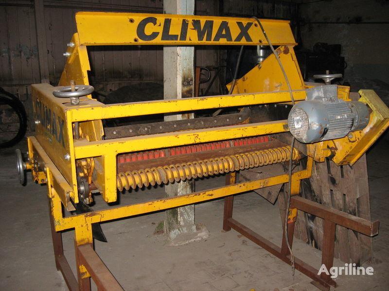 сортировочная машина CLIMAX приставка для колибровки (регулируемая)