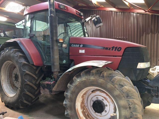 трактор колесный CASE IH MX110