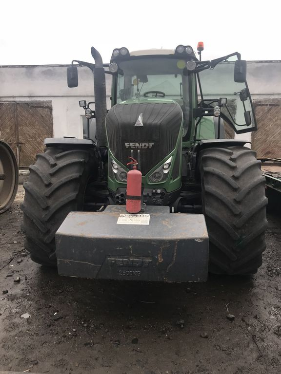 трактор колесный FENDT 936 Vario Profi+ G3
