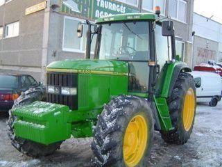 трактор колесный JOHN DEERE 6600