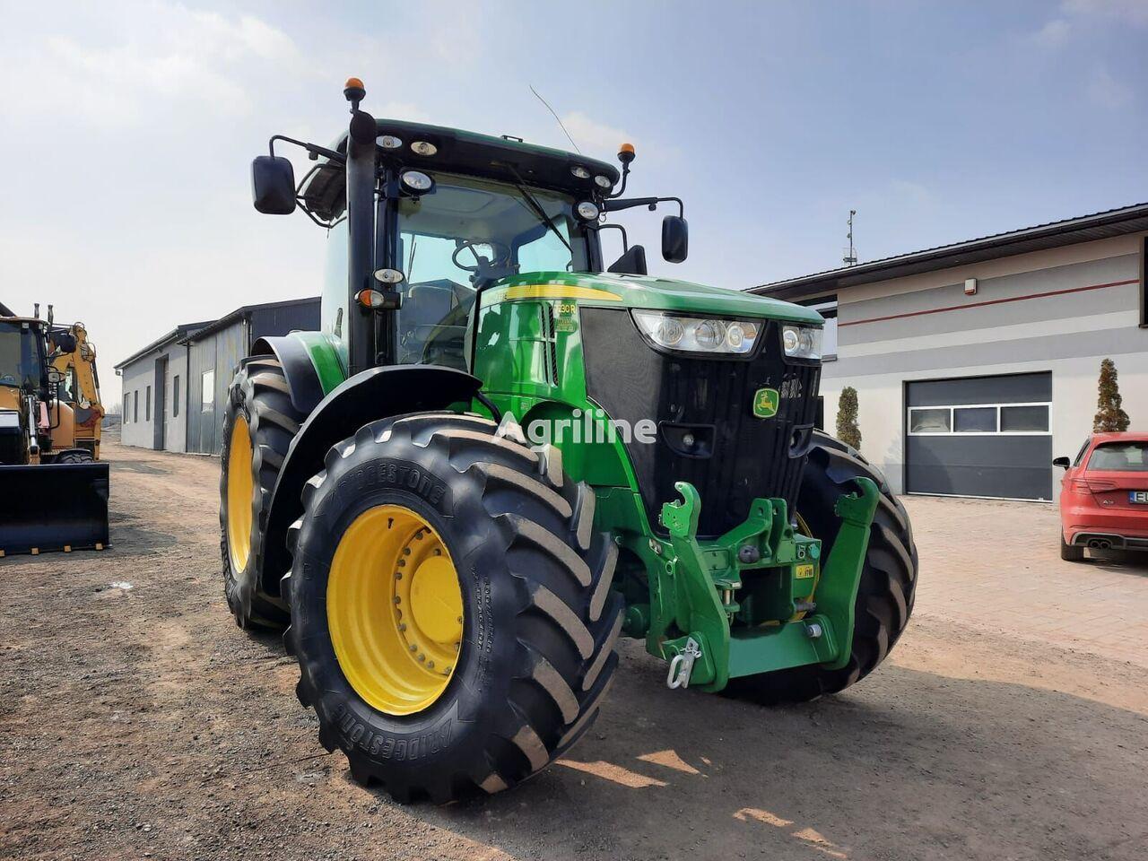 трактор колесный JOHN DEERE 7230R