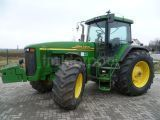 трактор колесный JOHN DEERE 8410