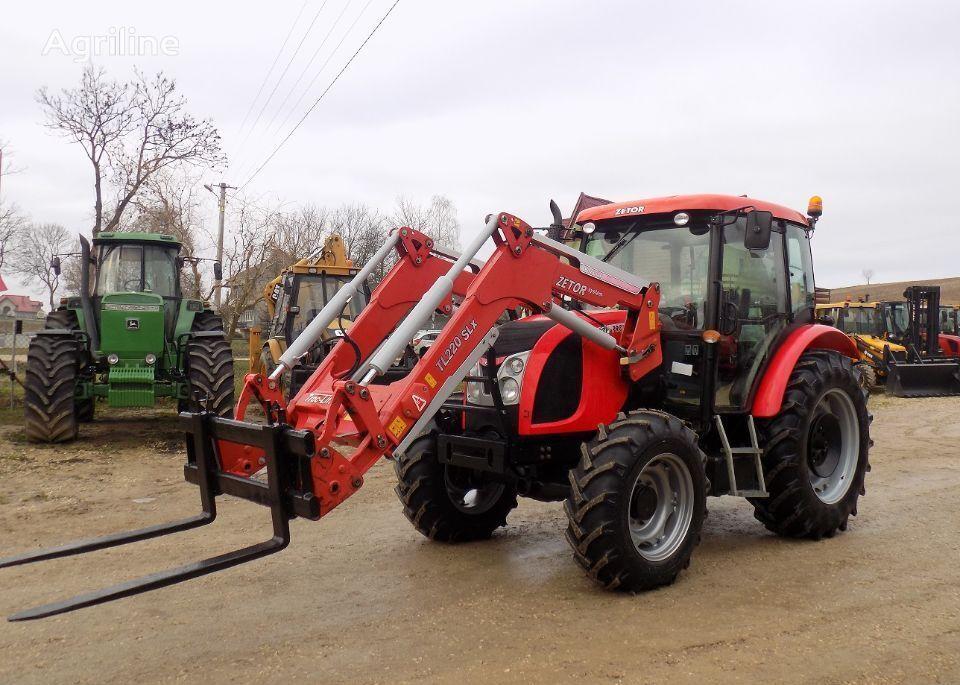 трактор колесный ZETOR PROXIMA 100 + TUR