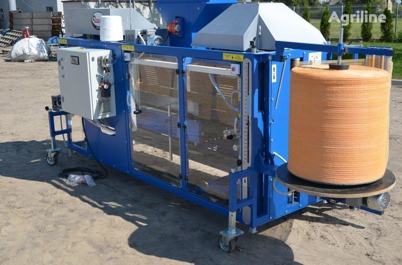 новая упаковочная машина  для картофеля, лука, и др в рашель-мешки