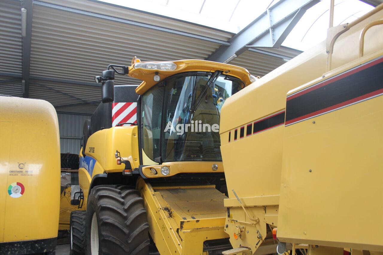 зерноуборочный комбайн NEW HOLLAND cx 780