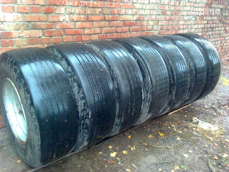 грузовой диск колесный
