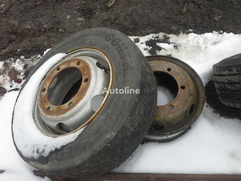 грузовой диск колесный MAN L2000 М2000 TGL R17.5 R19.5.