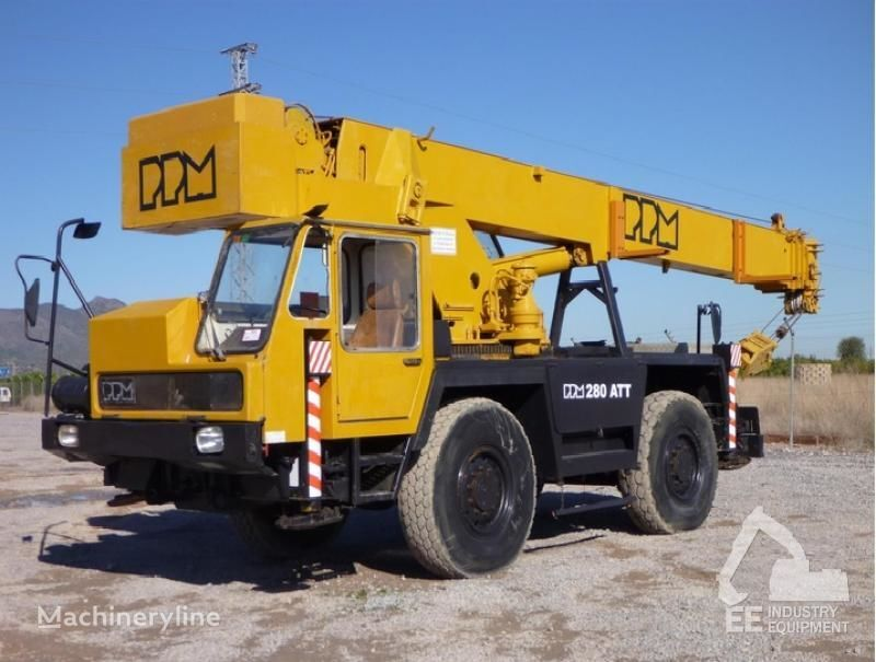 автокран PPM 280 ATT