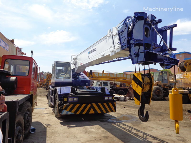 автокран TADANO TR250M(rough terrain crane)