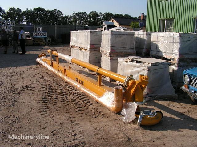 новый бетоноукладчик Стрела для подачи бетона (бетонораздатчик). Италия