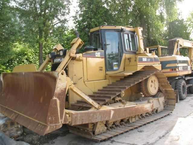 бульдозер CATERPILLAR  D6R  LGP  АРЕНДА