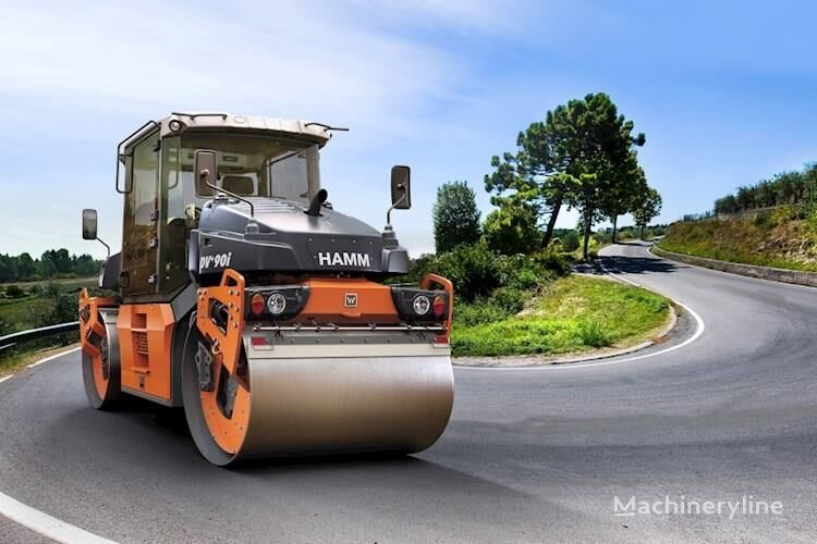 дорожный каток HAMM DV+ 90i VO-S