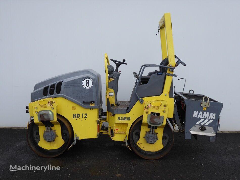 дорожный каток HAMM HD 12 VV