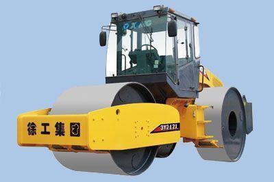 новый дорожный каток XCMG 3Y252J