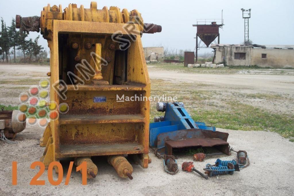 дробилка конусная MEN BR 900 - Frantoio