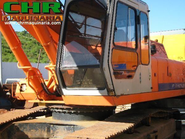 гусеничный экскаватор FIAT-HITACHI FH200 - FH220