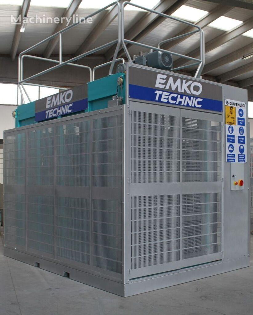 новый мачтовый подъемник EMKO TECHNIC EMK-2000