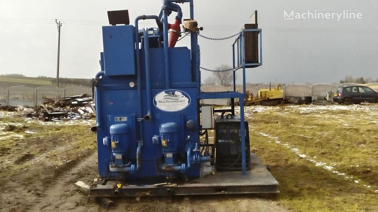 установка горизонтального бурения VERMEER  Mud technology MCS 80