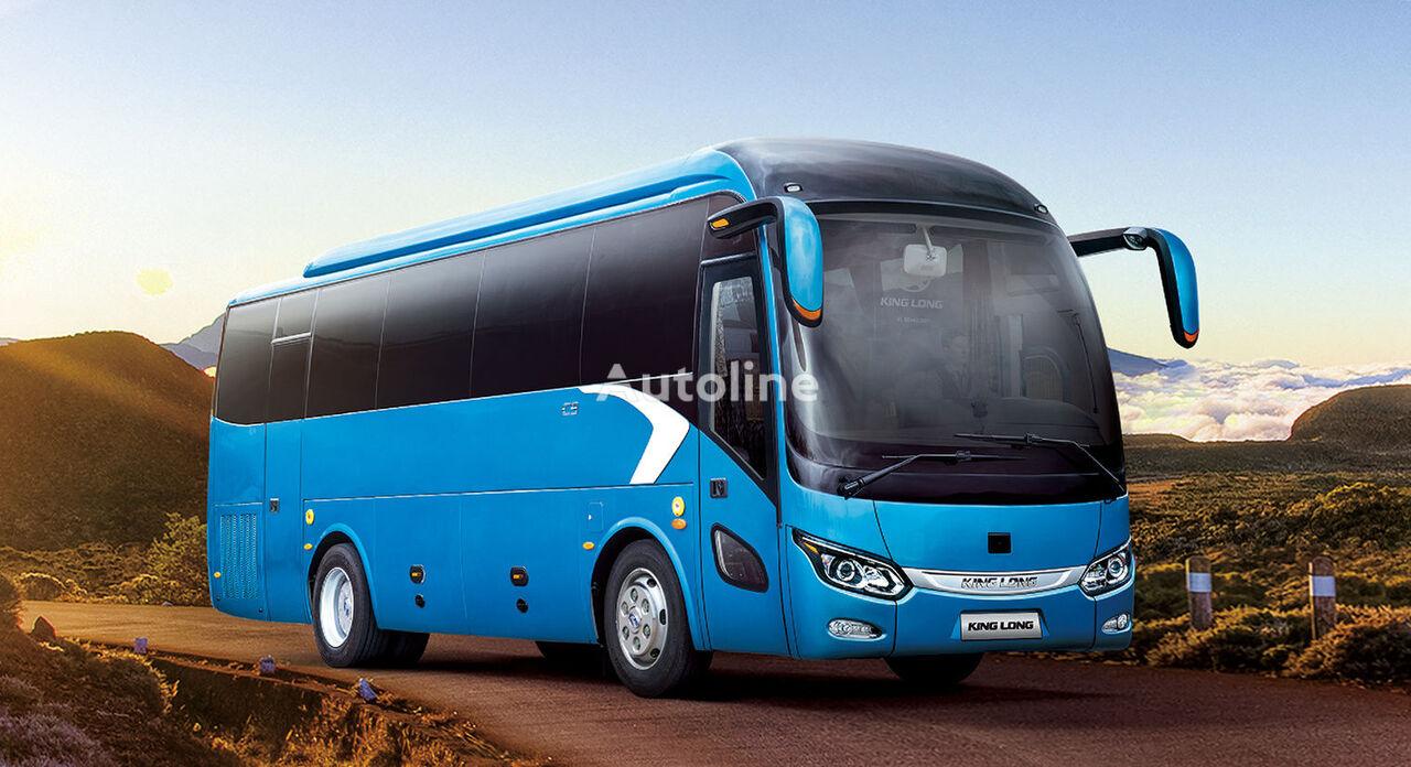 новый туристический автобус KING LONG C9