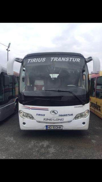 туристический автобус KING LONG XMQ