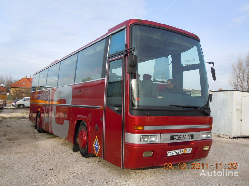 туристический автобус SCANIA K 113 Castrosua