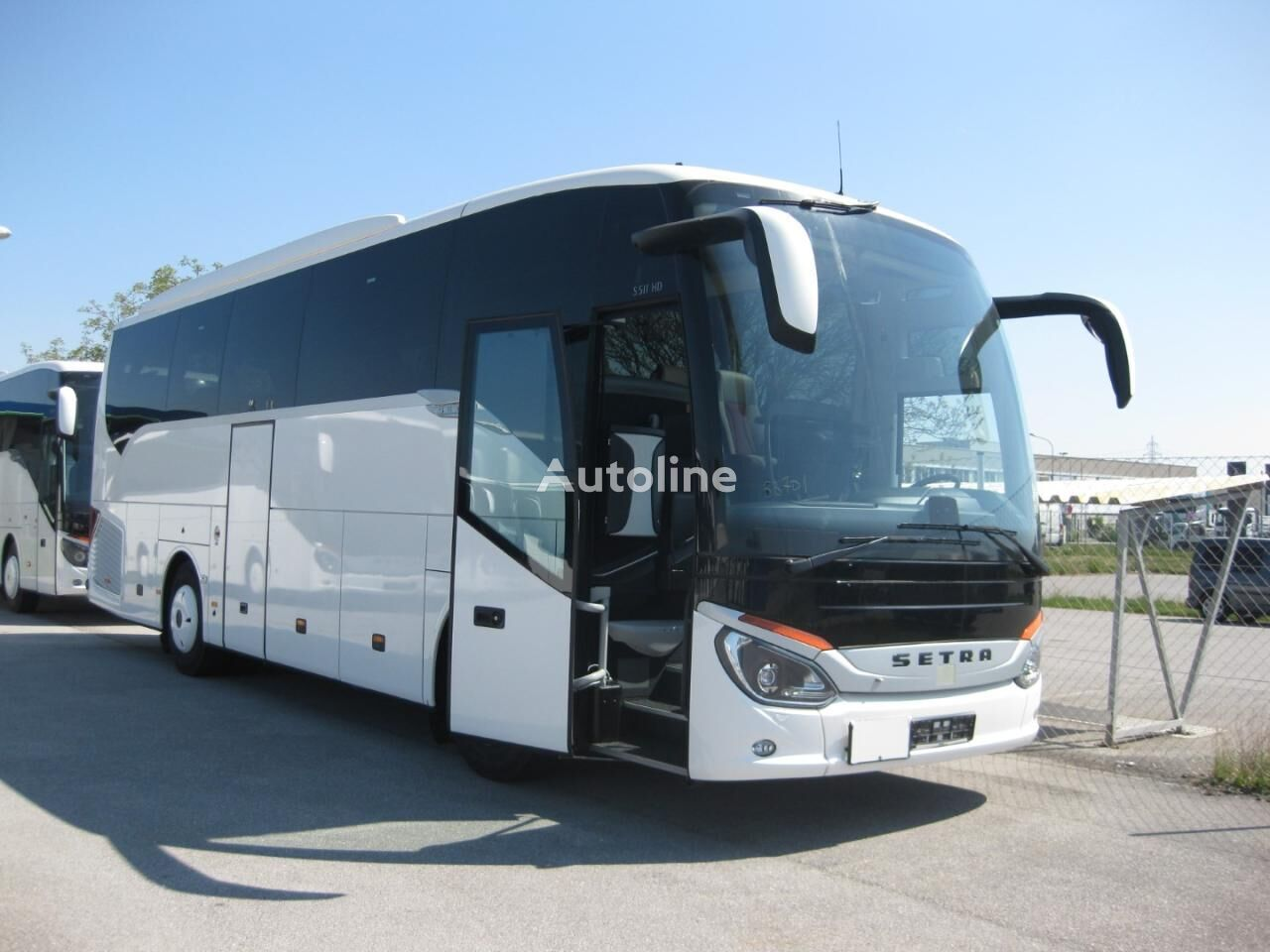 туристический автобус SETRA S 511 HD