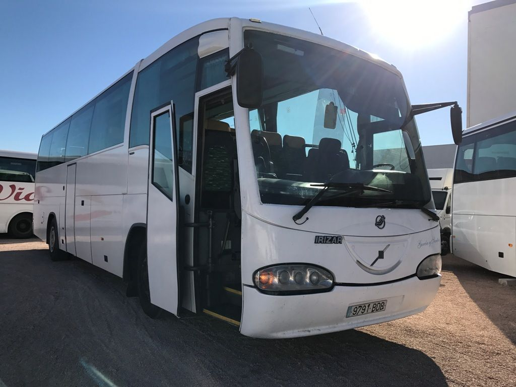 туристический автобус VOLVO B10