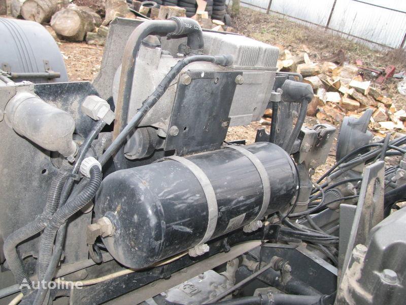 автономный обогреватель для тягача DAF