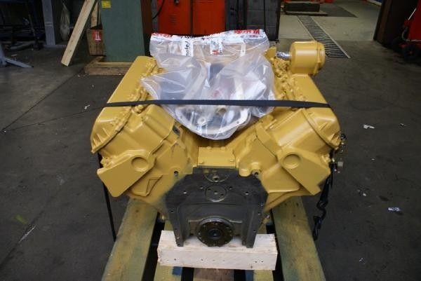 блок цилиндров для экскаватора CATERPILLAR LONG-BLOCK ENGINES