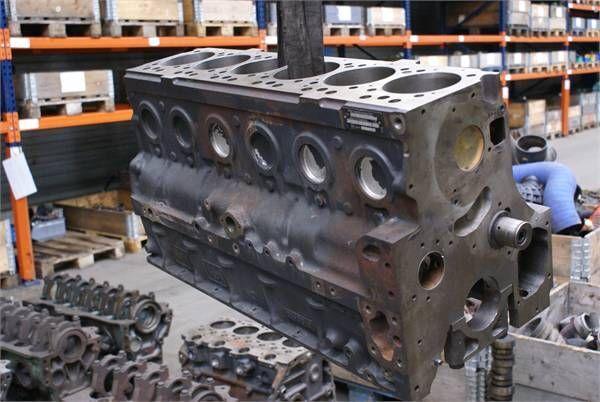 блок цилиндров для фронтального погрузчика MAN D0826 TFBLOCK