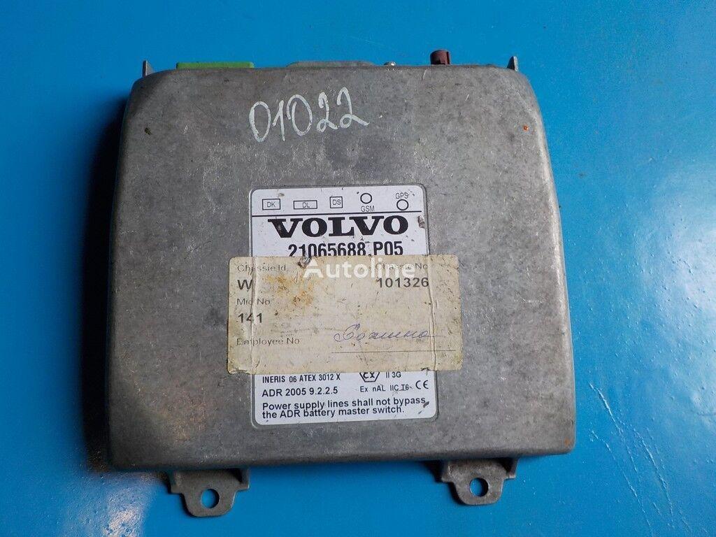 блок управления  телематикой Volvo для грузовика