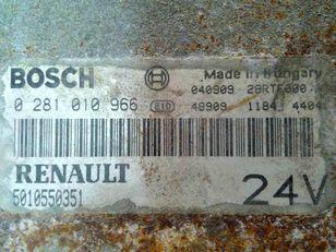 блок управления RENAULT 0281010966 BOSCH (0281010966) для грузовика RENAULT MIDLUM