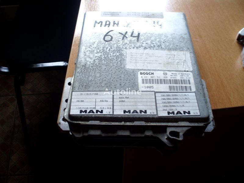 блок управления  BOSCH 0281001521 ECU  51.11615.7159 для грузовика 27.414