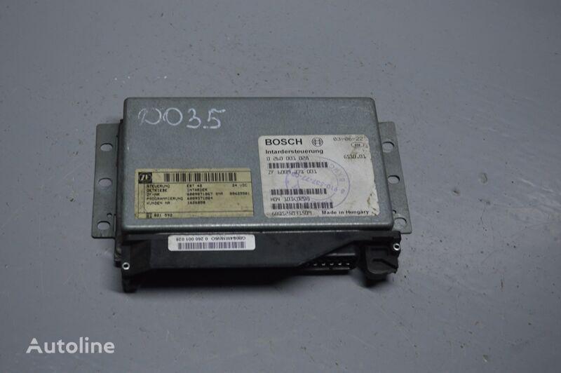 блок управления BOSCH ретардером (0260001028) для грузовика DAF XF95/XF105 (2001-)