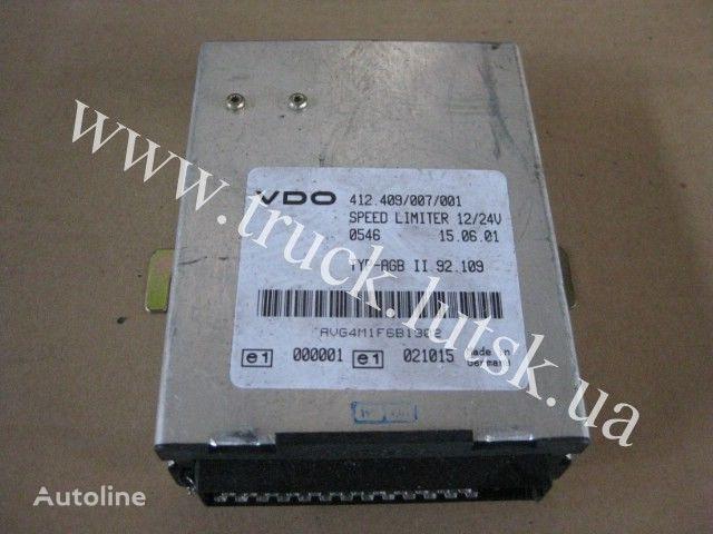 блок управления  VDO для грузовика MAN 14.224