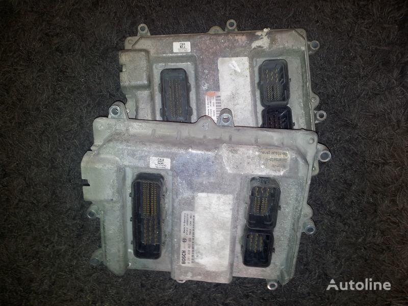 блок управления  MAN engine computer EDC 440PS D2066LF36 ECU BOSH 0281020067 EURO4, 51258037544, 51258037563, 51258037834, 51258037674, 51258337008 для тягача MAN TGX