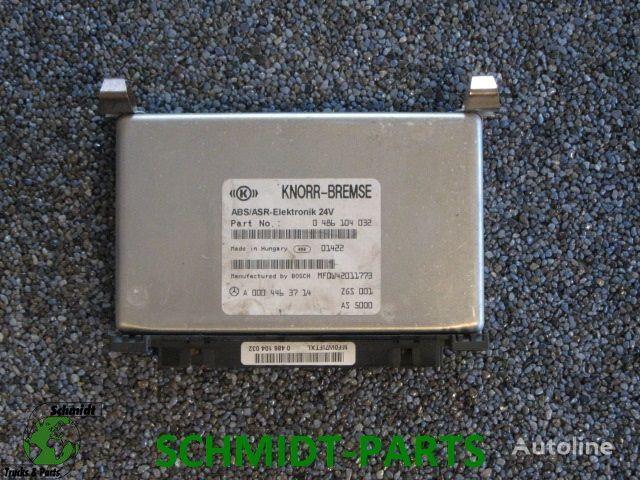 блок управления  A 000 446 37 14 ABS/ASR Regeleenheid для тягача MERCEDES-BENZ