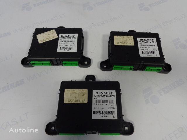 блок управления  ECS control units 7420569216, 7420569216, 7420569216