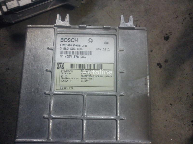 блок управления  коробкой передач ZF6HP604C для автобуса SCANIA