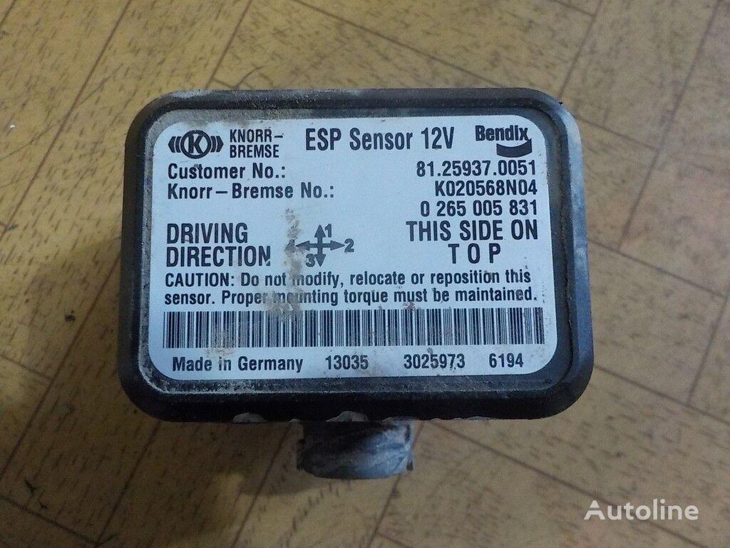 датчик  Сенсор,датчик ESP для грузовика MAN