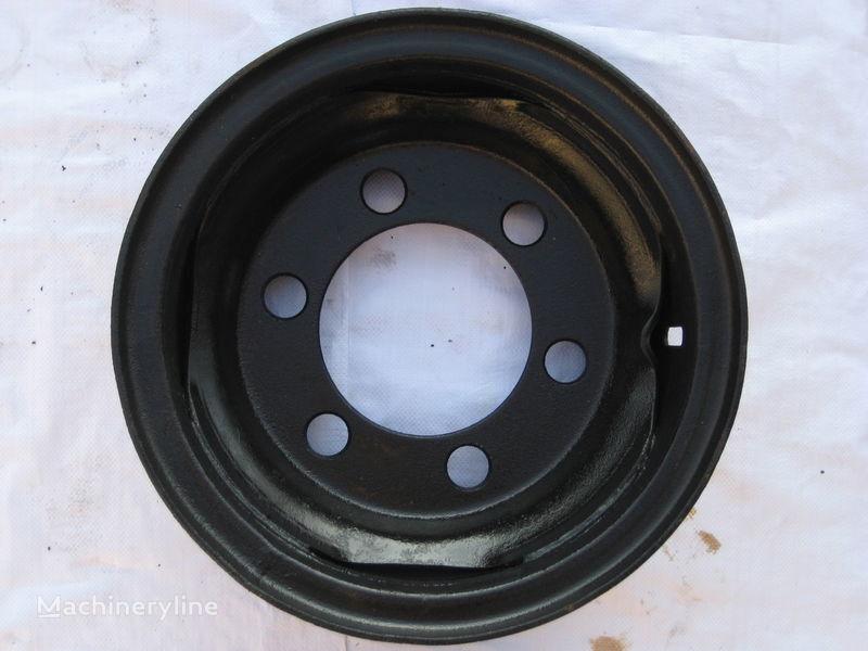 новый диск колесный  Львовский завод автопогрузчиков задний для погрузчика ЛЬВОВСКИЙ